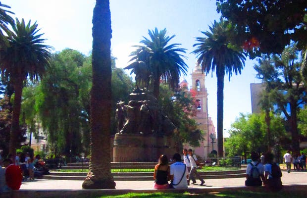 Monumento General Juan Antonio Álvarez de Arenales