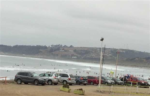 Playa de Concón
