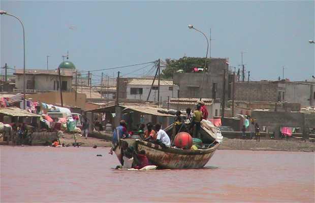 El río Senegal
