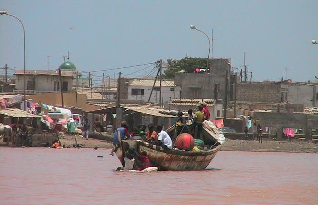 O Rio Senegal