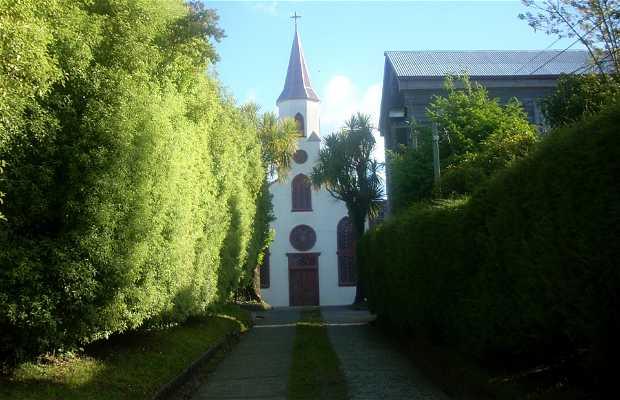 Iglesia de la Inmaculada Concepcion, Ancud, Chile