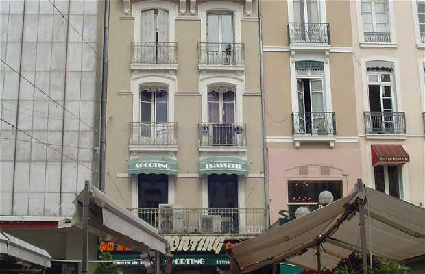 Café Le Sporting