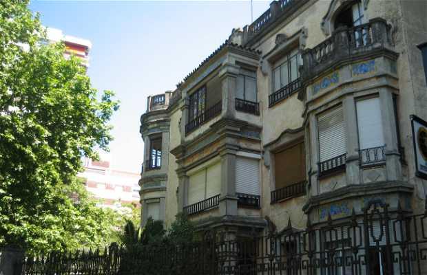 Casa de los Málaga