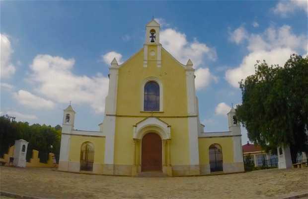 Ermita del Santísimo Cristo de la Fe