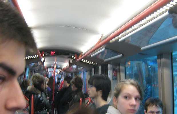 Transports publiques à Clermont-Ferrand
