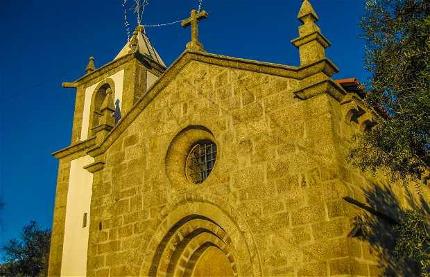 Iglesia del Salvador de Aveleda