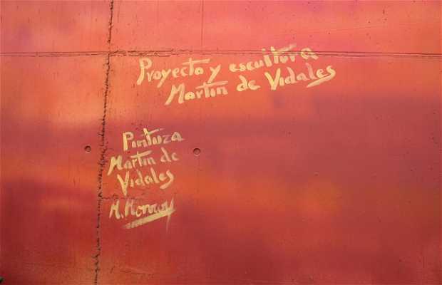 Obras de Martín de Vidales.