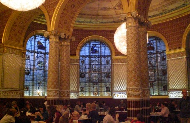 The V&A Cafe