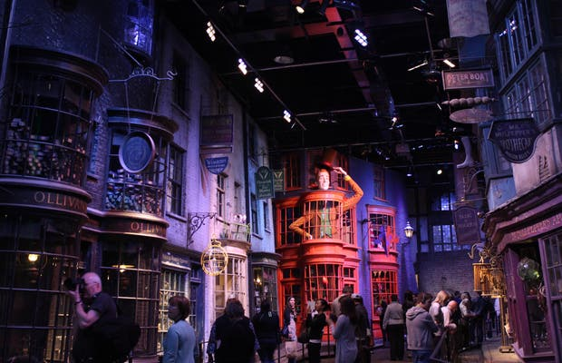 La Creación de Harry Potter - Warner Bros. Stud