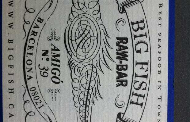 Restaurante Bigfish