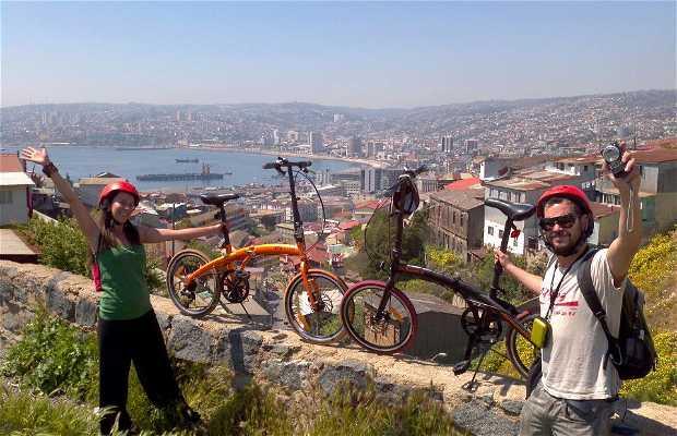 Ecorecicleta Bike Tours Valparaiso