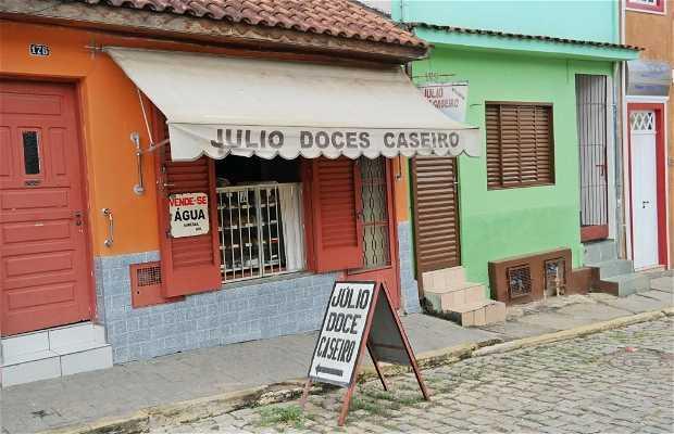 Júlio Doces Caseiros
