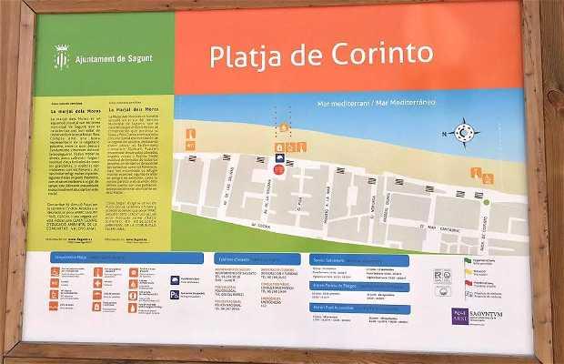 Playa Corinto