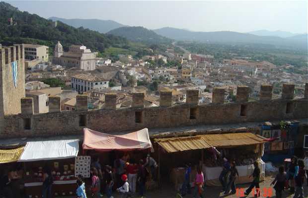 Feria medieval en Capdepera