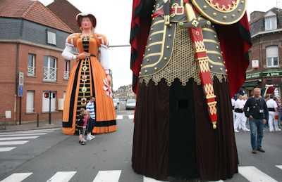 Fiesta Gayants