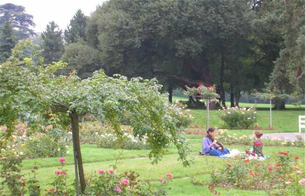 Parc la Grange en Ginebra