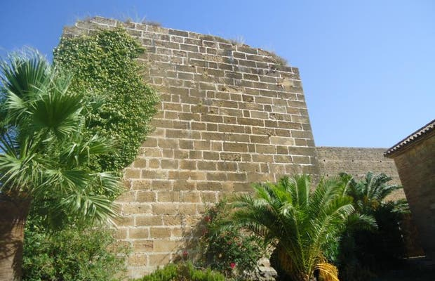 Muralla urbana de Carmona