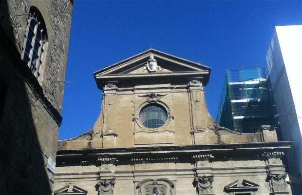 Basilique de Sainte Trinité