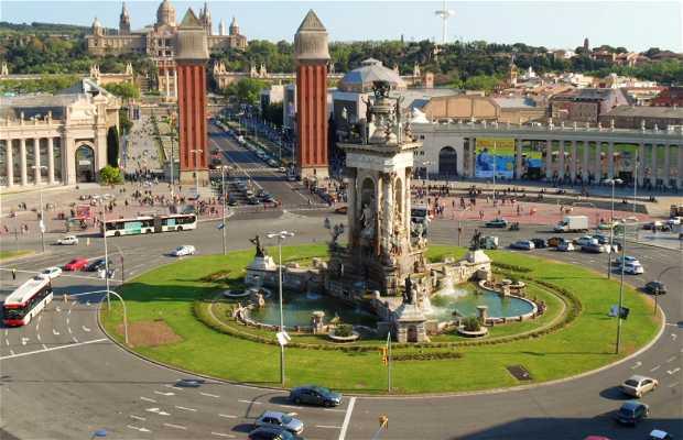 Centro Comercial Las Arenas de Barcelona