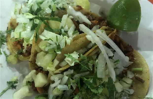 Chaparritos Tacos y Bar