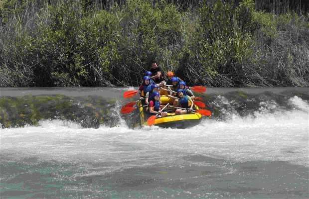Cabriel Rock Kayaking