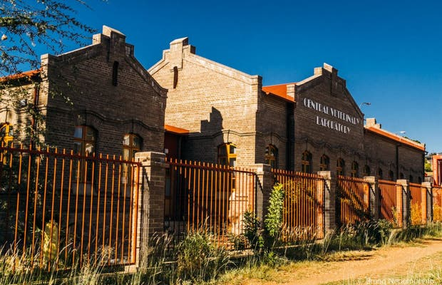 Windhoek Old Prison