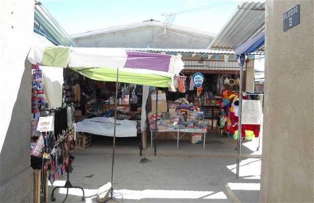 Le marché Antofagasta