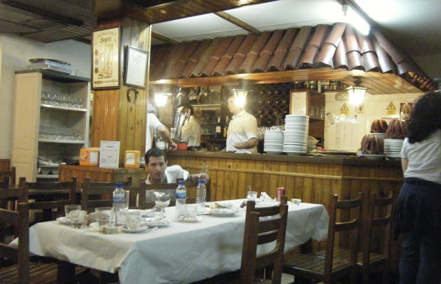 Restaurante O Sotano