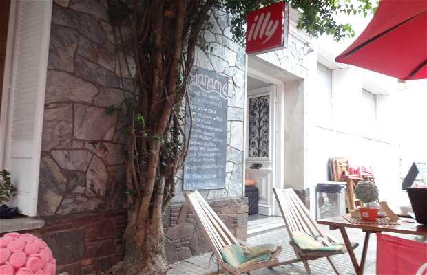 Ganache Café & Pastelería