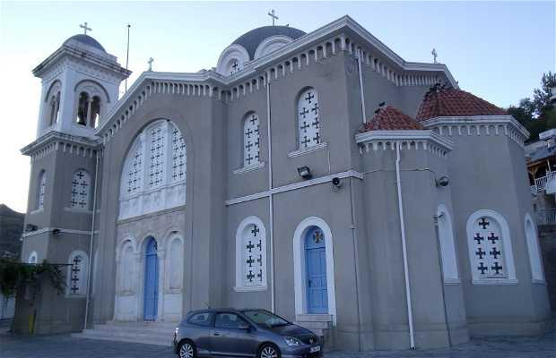 Iglesia ortodoxa Agios Ioannis (Pelendri)