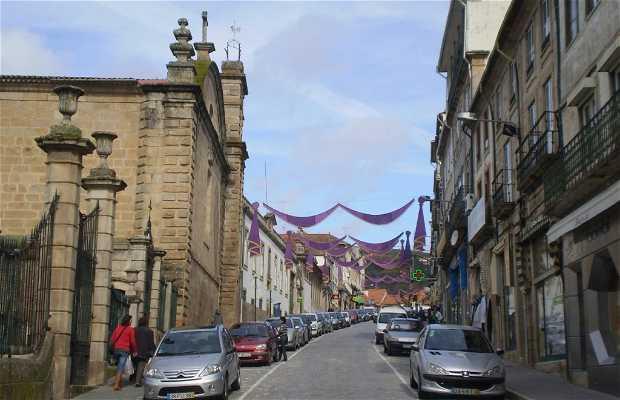 Rua de Almacave - Calle Almacave