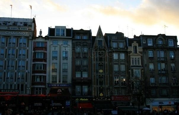 Calles del viejo Lille
