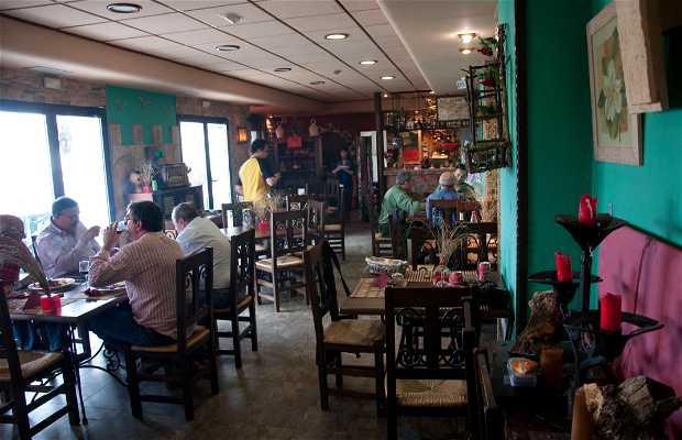 Restaurante El Cobijo de los Sentidos