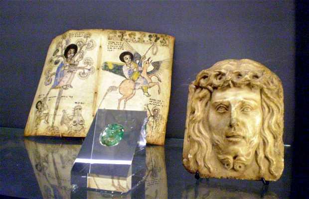 El Itinerario Religioso Alejandro Magno