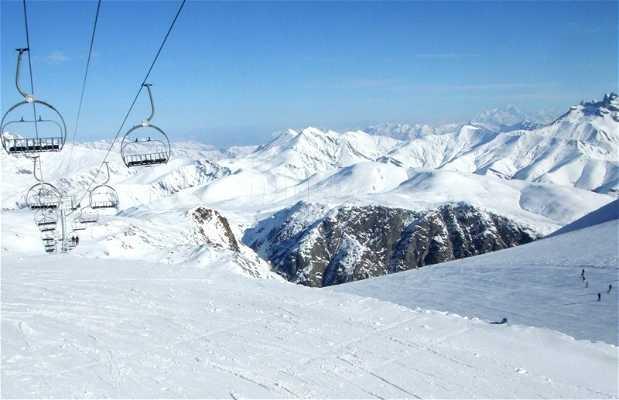 Les Deux Alpes 1800