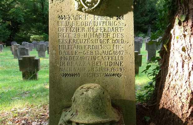 Cementerio de Waldfriedhof