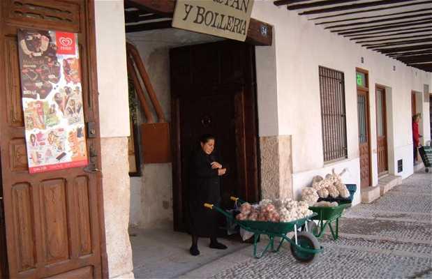 Hermanos Vidal bakery