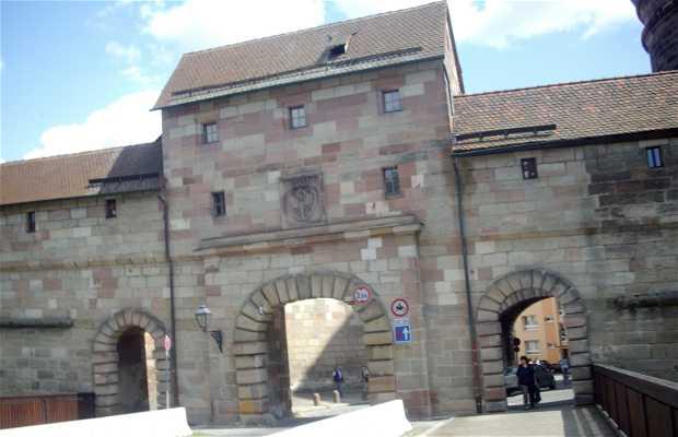 Nuremberg's City Walls