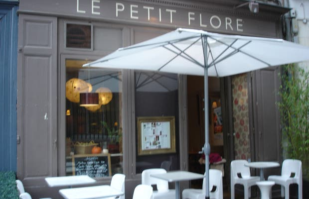 restaurante Le petit Flore