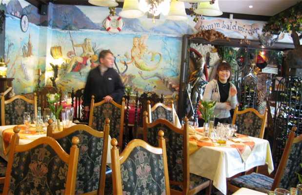 Restaurante Zum Anker (Kröne)