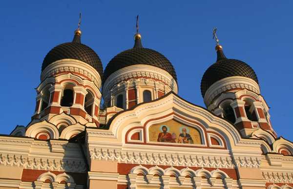 Cathédrale d'Alexandre Nevski