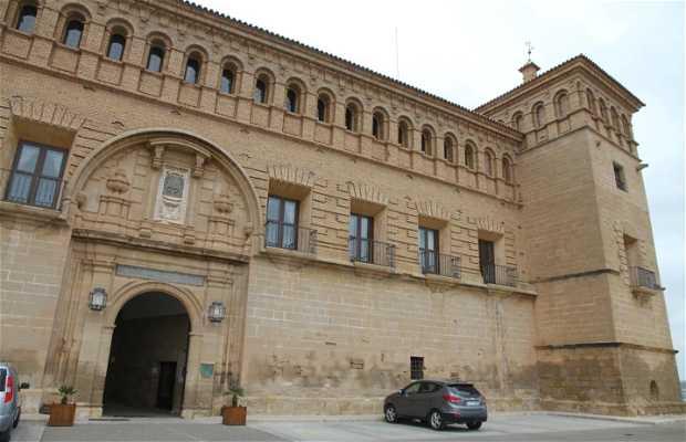 El Palacio de los Comendadores (Palacio del infante don Felipe)