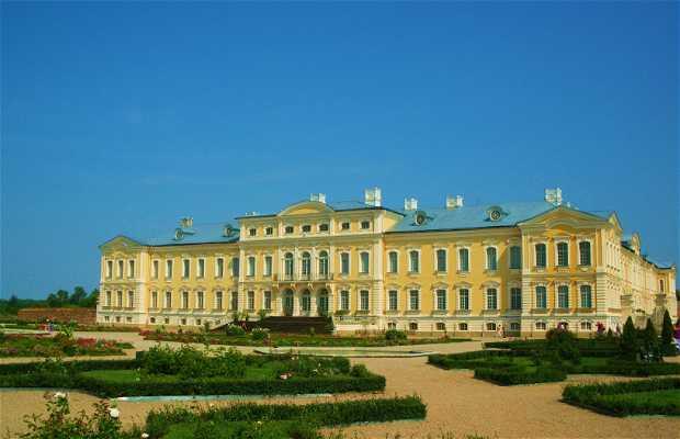 Palácio de Rundāle