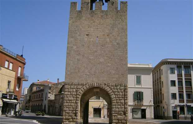 Torre di San Cristoforo, Oristano