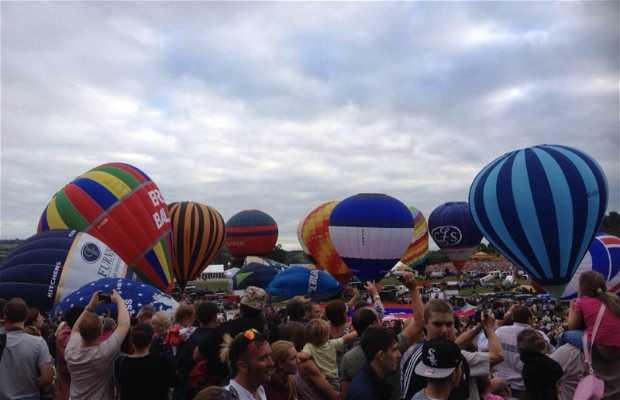 Festival Internacional de Balões de Bristol