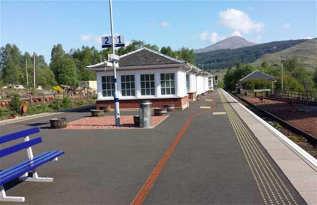 Estación de Tren de Crianlarich