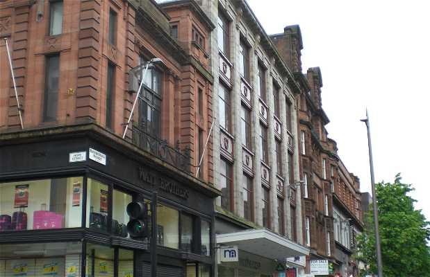 Calle Sauchiehall