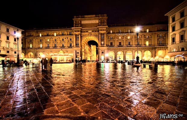 Plaza de la Repblica en Florencia 17 opiniones y 42 fotos