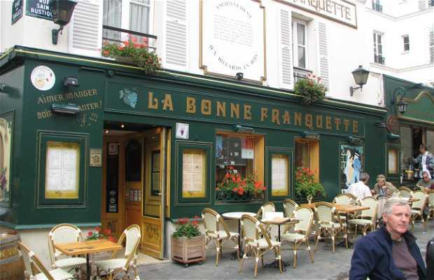 Restaurante La Bonne Franquette