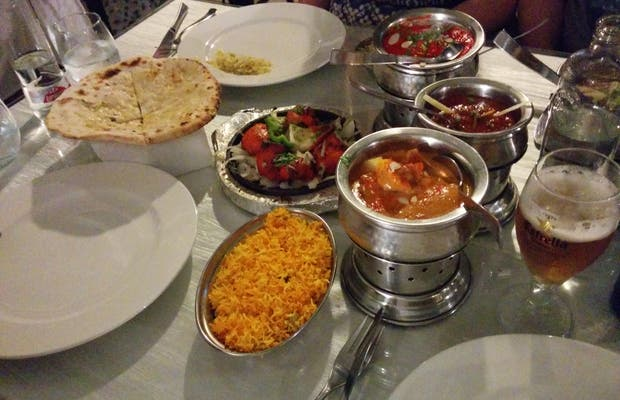 Indian Curry Calpe